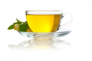 green tea radiant skin