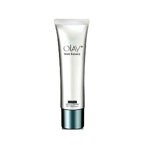 olay white radiance uv blocker