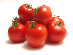 red tomatoes radiant skin