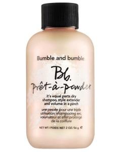 Bumble & Bumble pret a powder dry shampoo