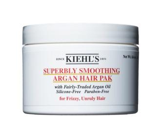 Kiehls Superbly Smoothing Argan Hair Pak