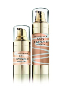 Max Factor Skin Luminizer Foundation & Eye Luminizer  Brightener