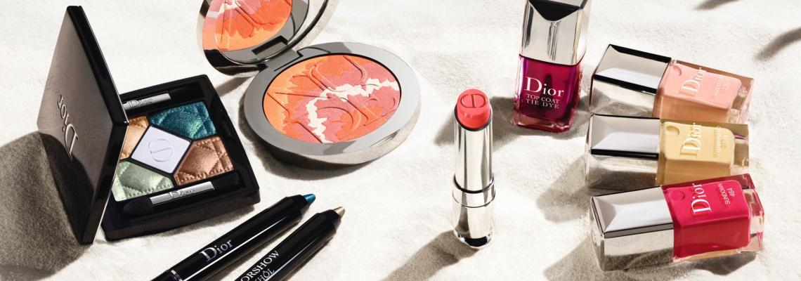 Dior Summer 2015 Tie Dye Collection