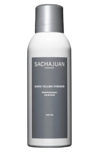 Sacha Juan Dark Volume Powder dry shampoo