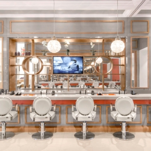The Blow Dry Bar Interior