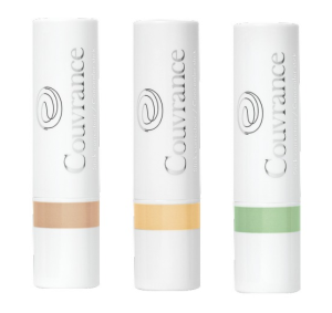 avene couvrance corrective concealer sticks medical makeup