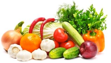 detox tips vegetables
