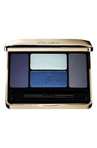 Guerlain Ecrins 4 Couleurs Eyeshadow Palette in Les Bleues