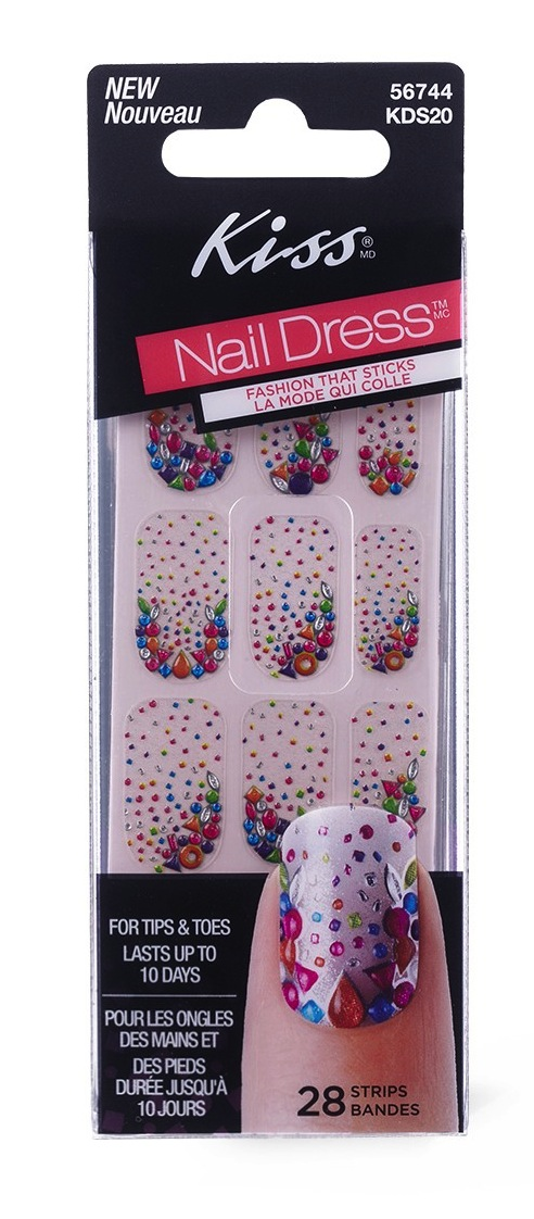 kiss nail dress nail wraps