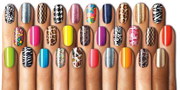 Instant Party Nails: Why You Should Start Using Nail Wraps – B ...