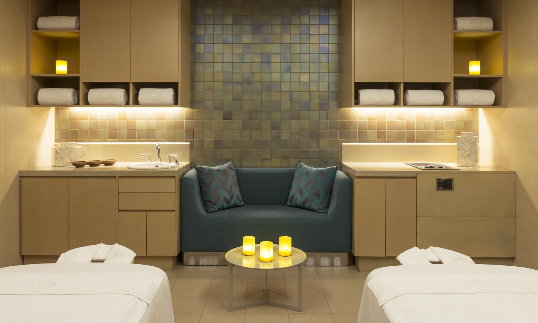 Shine Spa Sheraton Dubai Mall of the Emirates- Couples Room