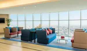 Shine Spa Sheraton Dubai Mall of the Emirates- Lobby