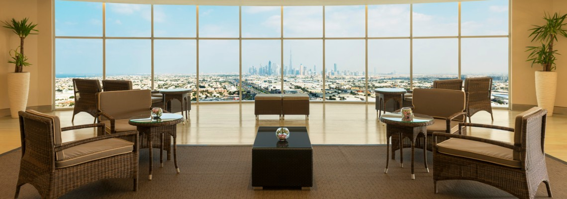 Shine Spa Sheraton Dubai Mall of the Emirates- Lounge