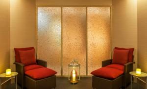 Shine Spa Sheraton Dubai Mall of the Emirates- Relaxation Area