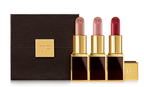 Tom Ford Lips and Boys Lipstick Trio