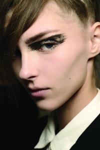 Ann Demeulemeester MAC Eyeliner SS15