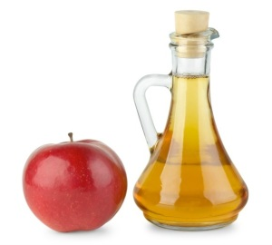 apple cider vinegar acne home remedy
