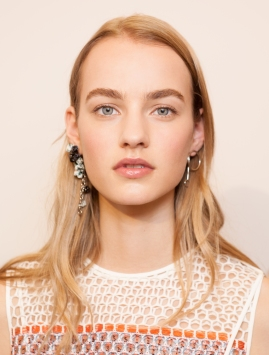 Dior Cruise 2016 Makeup hair beauty
