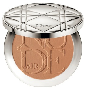 Diorskin Nude Air Tan Healthy Glow Bronzer powder