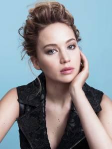 Jennifer Lawrence - Dior Addict Lipstick - LR