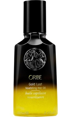 Oribe Gold Lust Nourishing Hair Oil Summer frizz solutions