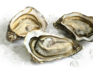 oysters food for strong nails