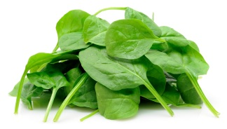 spinach foods for strong nails