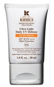 kiehls ultra light daily uv shield spf50 30ml 0001