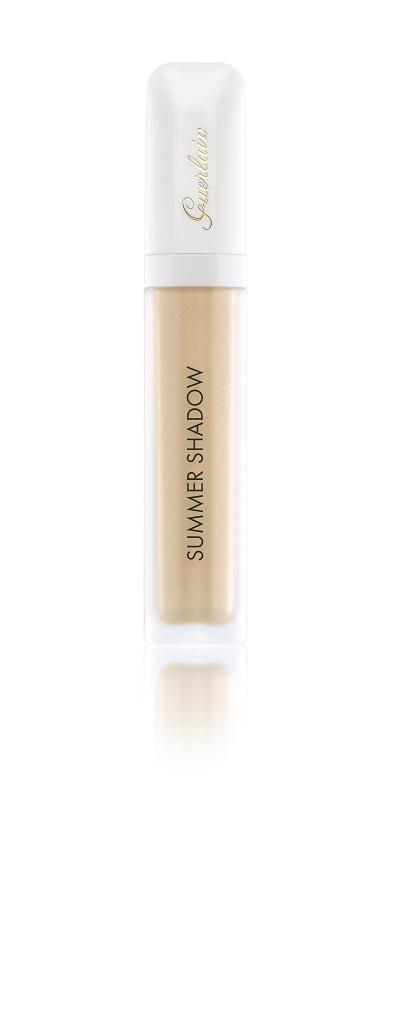 Guerlain Summer Shadow Water-Resistant Cream Eye Shadow- White Sand