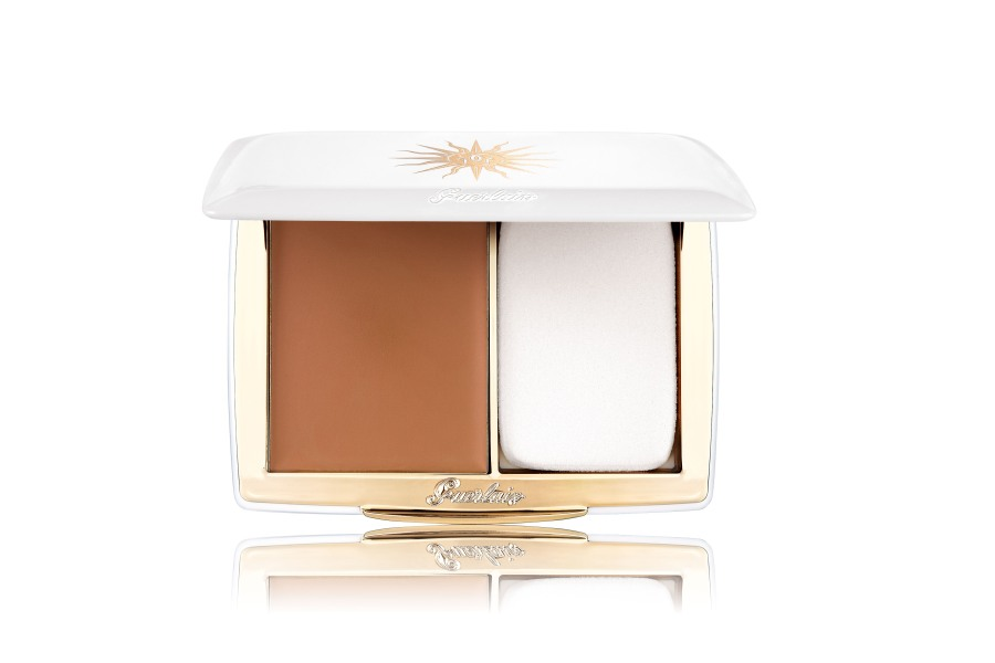 Guerlain Terracotta Sun Protection Compact Foundation SPF 20- Bronze