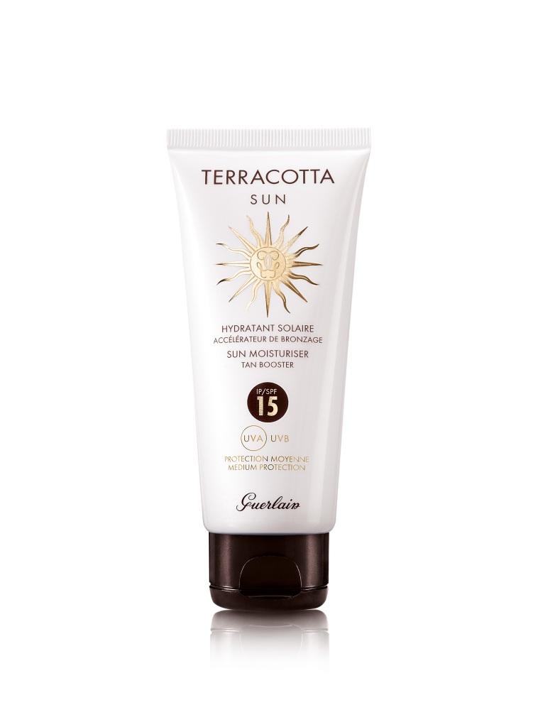 Guerlain Terracotta Sun Sun Moisturiser Tan Booster SPF15