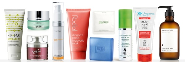 layering skincare products