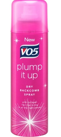 VO5 Plump It Up Backcomb Spray