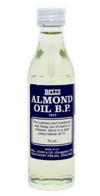 Bells Almond Oil for peeling nails