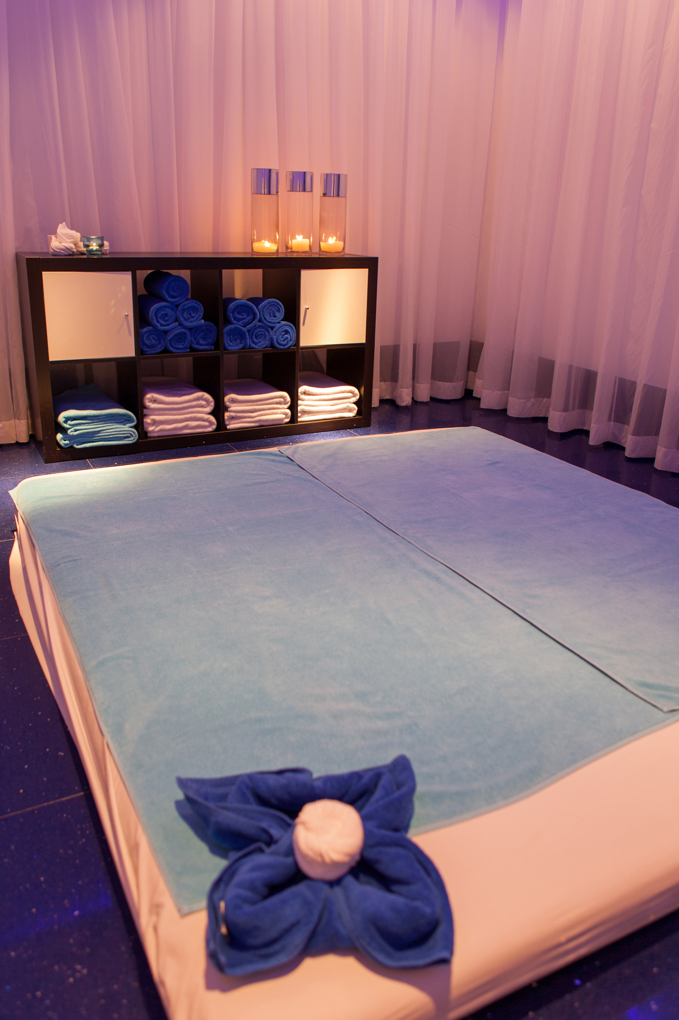 JA Ocean View Hotel - Calm Spa
