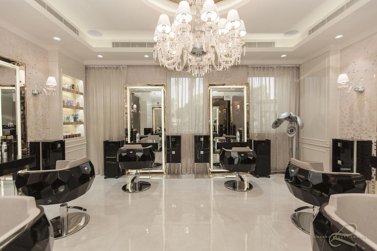 Jose eber la loge dubai b beauty arabia for Beauty salon usa