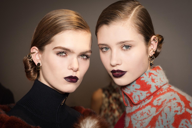 fiercely feminine: dior's poisonous lips for f/w 2016 – b beauty arabia