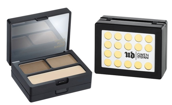 Urban Decay X Gwen Stefani Makeup Collection Brow Box