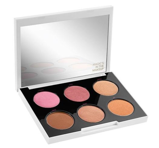 Urban Decay X Gwen Stefani Makeup Collection Cheek Palette
