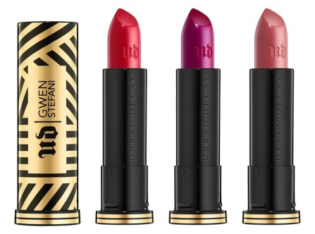 Urban Decay X Gwen Stefani Makeup Collection Lipstick