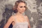 Lily Rose Depp Chanel No5 LEau