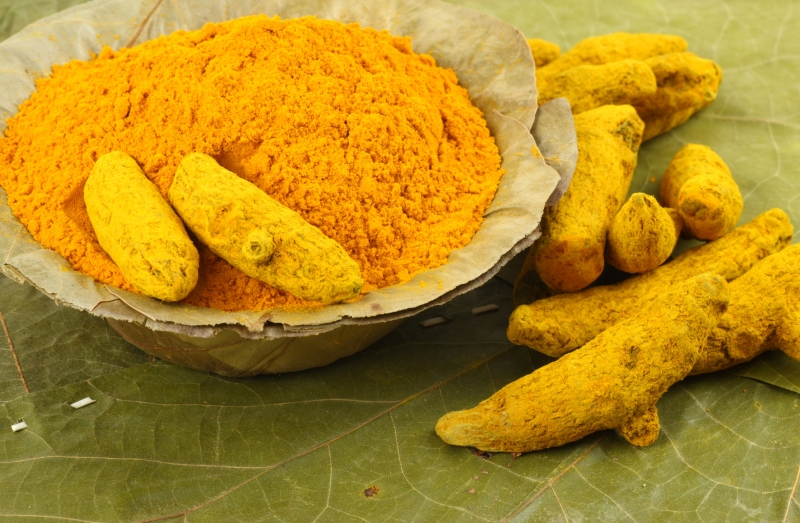 Turmeric Beauty Benefits