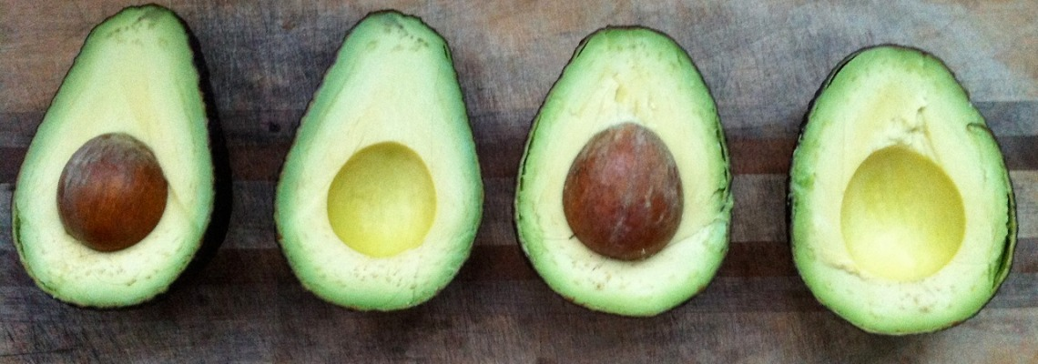 avocado diy beauty treatment