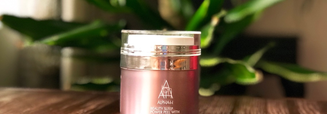 Alpha H Beauty Sleep Power Peel with 0.5% Retinol