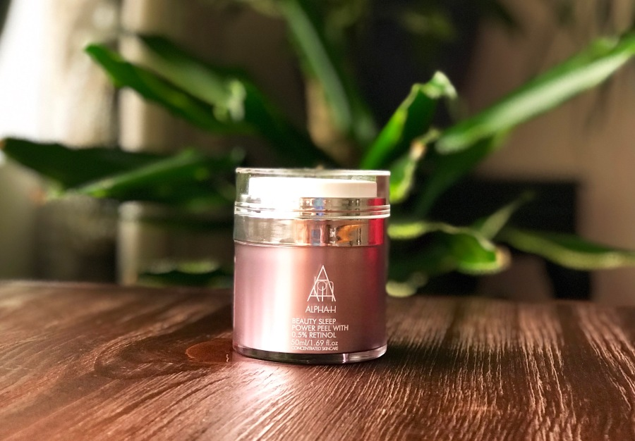 Alpha H Beauty Sleep Power Peel with 0.5% Retinol